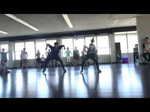 Amazing 11yr old Taylor Hatala kills hiphop dance