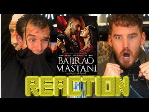Bajirao Mastani -Trailer - REACTION!!