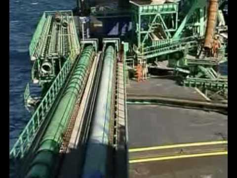 Van Oord flexible fall pipe vessels