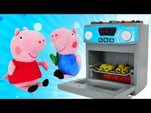 Свинка Пеппа 1 сезон смотреть все серии бесплатно