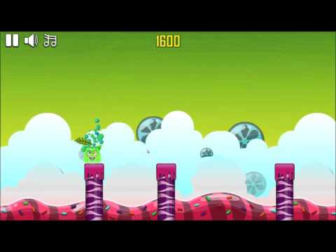 Happy Jump jelly Splash Gameplay