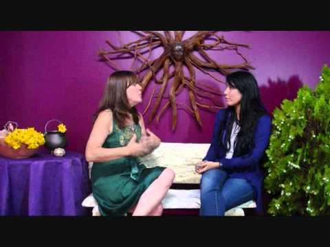 Entrevista a Guadalupe Cuevas en Creando en Positivo