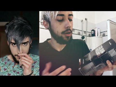 tinta miracolosa per avere capelli grigi youtube