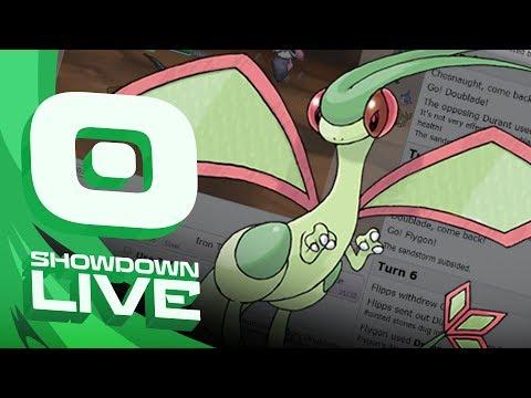 """DANCE FLYGON DANCE"" Smogon RU Open R1: aim vs. Flipps! Pokemon Sun and Moon RU Showdown Live!"