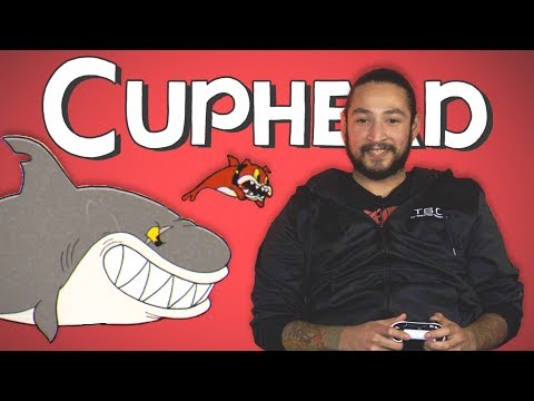 SHARK ATTACK • Cuphead Gameplay • Ep 12