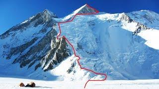 Восхождение на Гашербрум II (8035 метров): День 1-3...