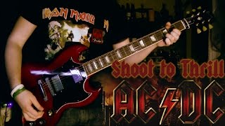 AC/DC - Shoot To Thrill (Guitar Cover) HD