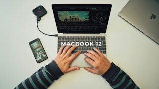 Macbook 12 vale a pena ? REVIEW Fernando Cesar