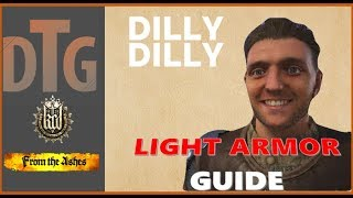Absolute Best Defense Armor Guide For Light Armor in Kingdom Come Deliverance