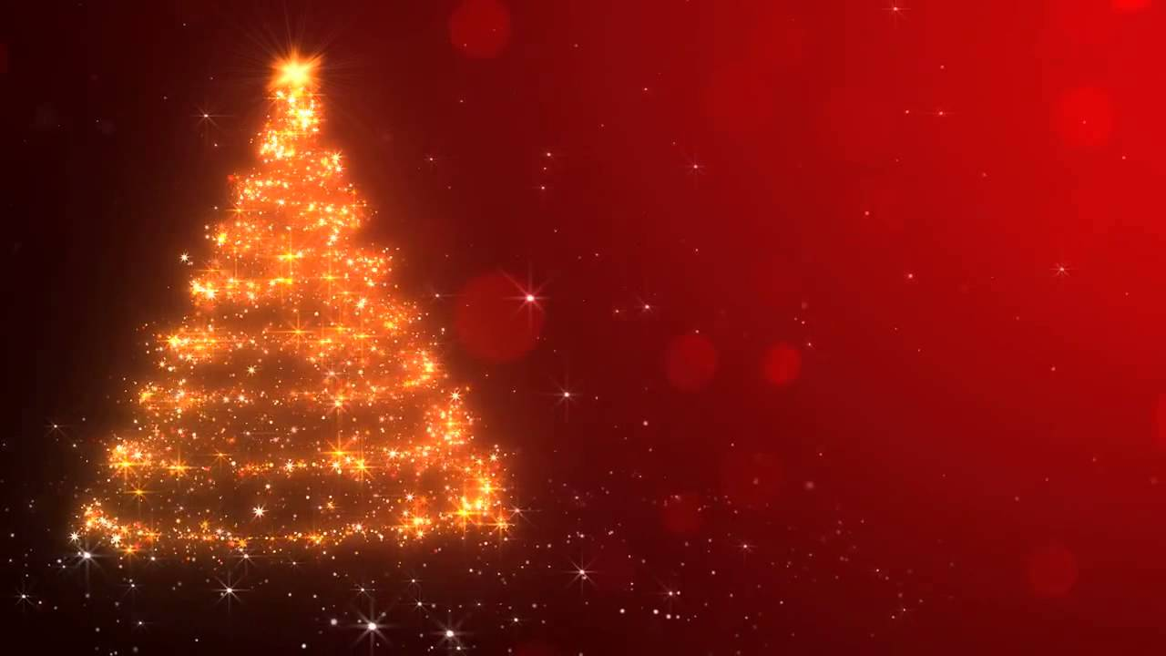 Fondos Navidad Animados: Fondos Animados Árbol De Navidad 3 Full HD Animated