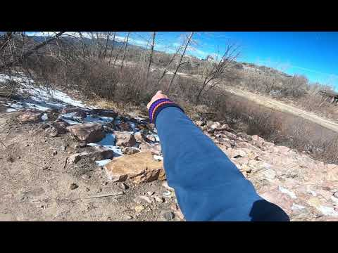 02/24/2018 12:48:00 - Sand and Fountain Creek - Corey's Camp to Just South Of Mouse's Camp (1 of 6)