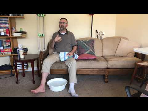 post-ankle-surgery-update-/-ice-water-treatment-/-future-money-videos-announcements