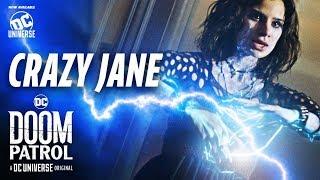 Doom Patrol | Crazy Jane | DC Universe | The Ultimate Membership