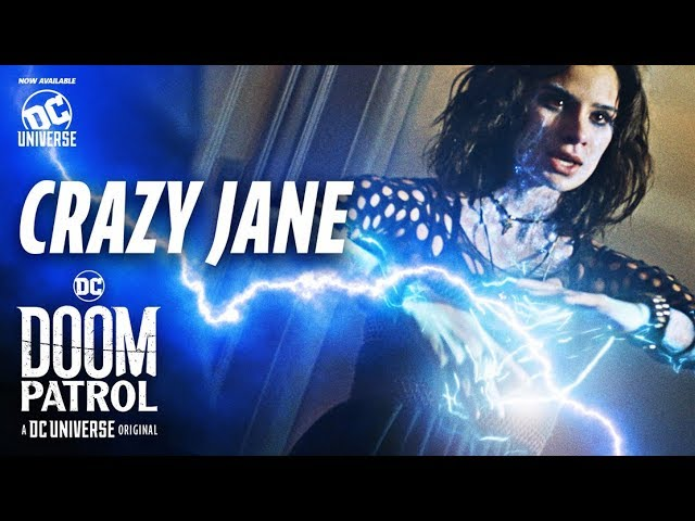 Doom Patrol | Crazy Jane | DC Universe | The Ultimate Membership