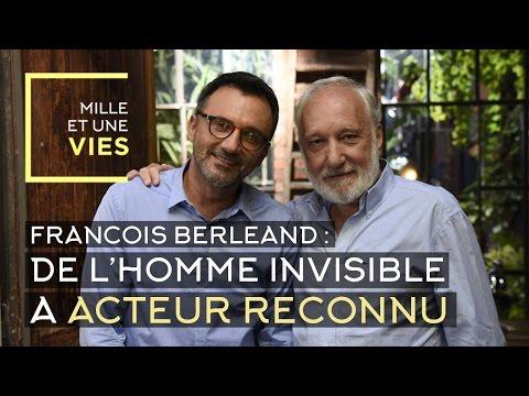 François Berléand, acteur de théâtre et cinéma  Mille et une Vies  Replay