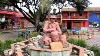 焼き物の町・コロンビアBoyaca県Raquira
