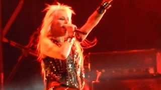 Doro - Raise Your Fist In The Air live Wacken '13 [HD]