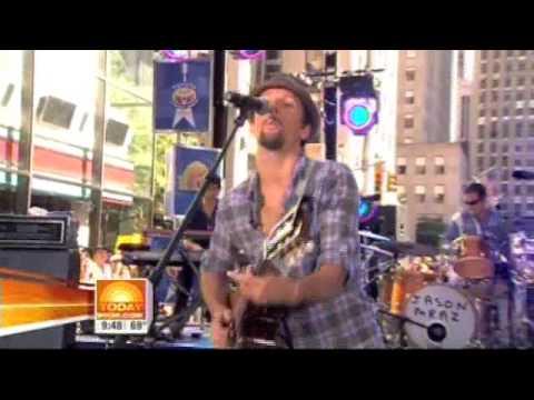Jason Mraz Make It Mine on Today Show