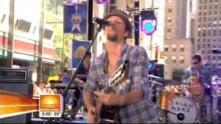Jason Mraz Make It Mine on Today Show