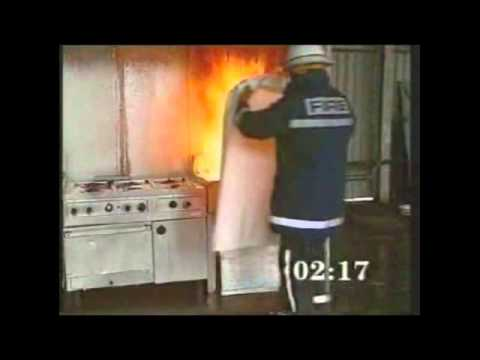 Ansul Kitchen Fire Suppression Systems versus Fire Blankets and Dry Powder Extinguishers