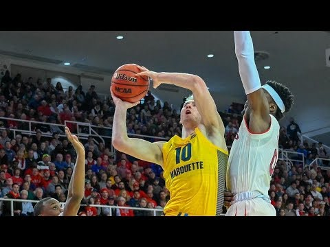 Wisconsin Sports - Short-handed #15 Marquette defeats Georgetown 74-71