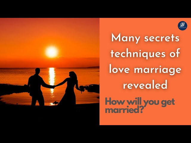 Secrets of stunning predictions   Predict Marriage   Vedic Astrology   Aaskplanets Astrology