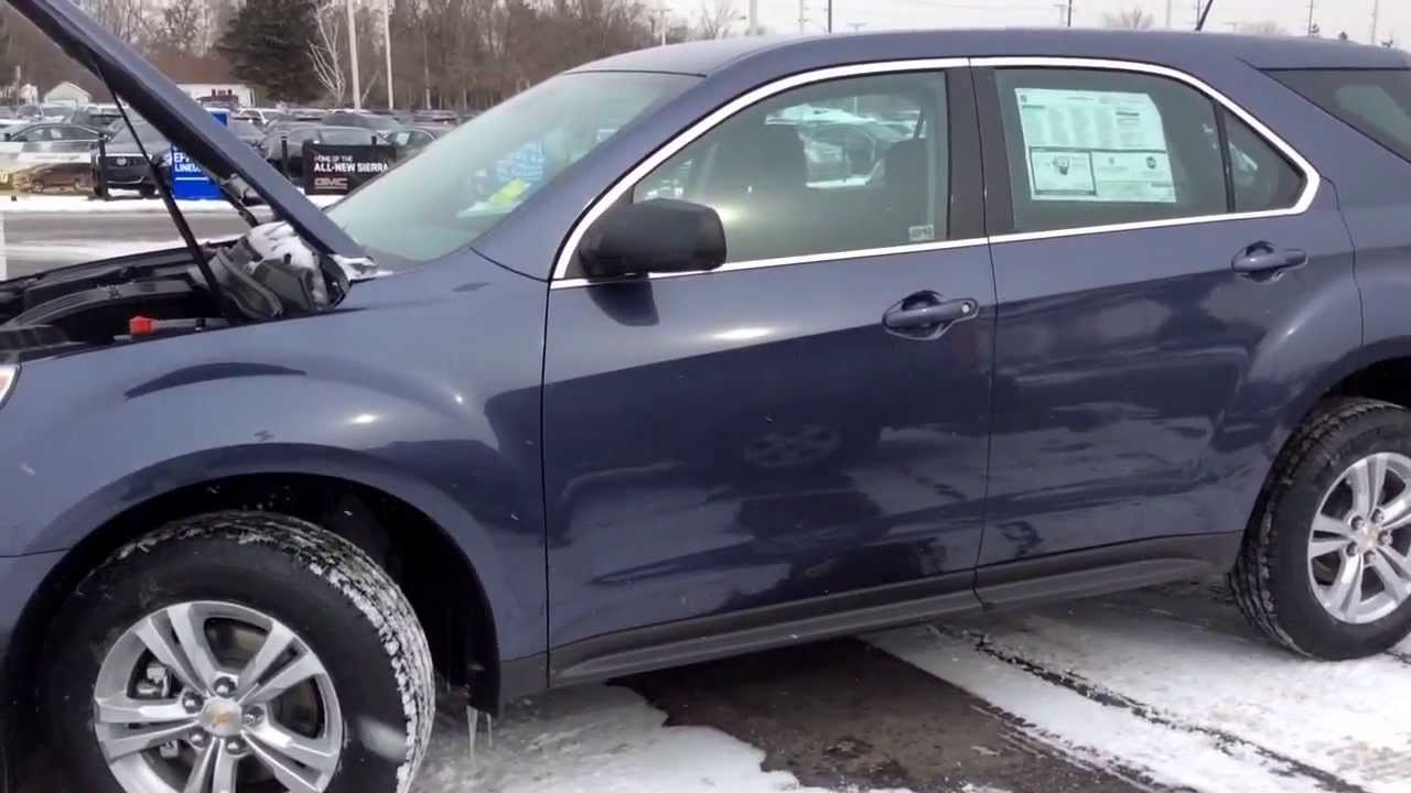 Equinox 2014 chevrolet equinox reviews : 2014 Chevrolet Equinox LS AWD Review | 140476 - YouTube