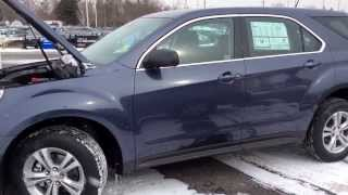 2014 Chevrolet Equinox LS AWD Review | 140476