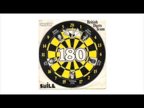 British Darts Team - 180