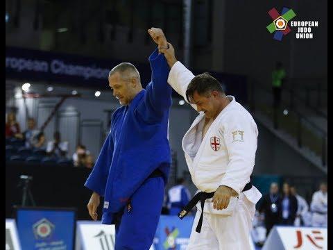 Чемпионат Европы по дзюдо среди ветеранов-2018.Лучшие моменты.