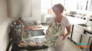 Yogurt-marinated Chicken With Watermelon Salad   Everyday Food With Sarah Carey