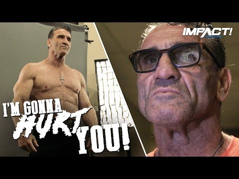 Go Behind The Scenes For Ken Shamrock's EPIC Return To IMPACT! | Full Documentary: Diary