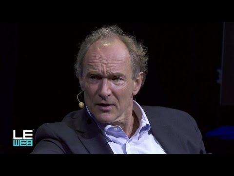 In Conversation With Sir Tim Berners Lee - LeWeb'14 Paris