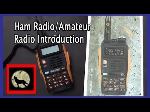 Ham Radio/Amateur Radio Introduction