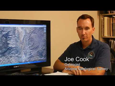 Identifying Landslides in Arizona - Arizona Geological Survey