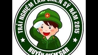 [ Huyện đoàn Cư M'gar ] Chương trình Trài nghiệm làm chiến sỹ  - CLIP 1 Ngày nhập ngũ