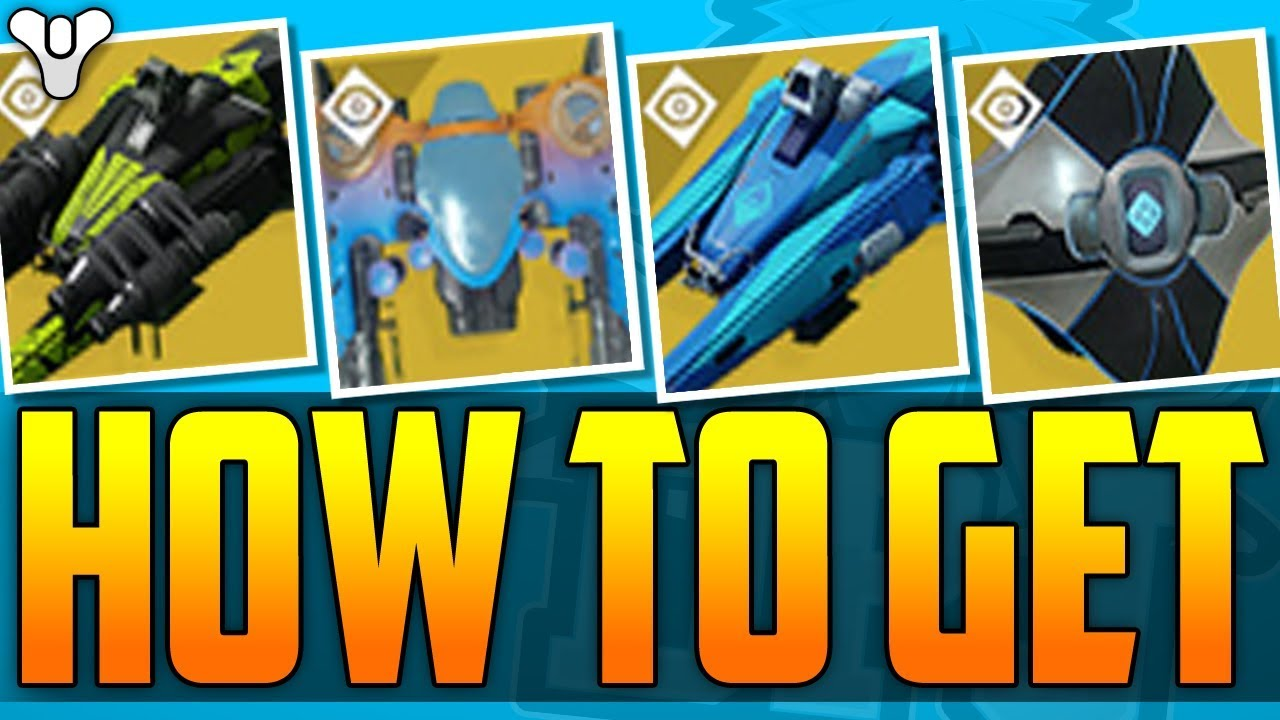 destiny 2 how to get exotics