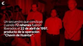 Chavín de Huántar: Cronología del secuestro