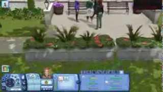 [Live] The Sims 3 - University Life : 30/12/2556