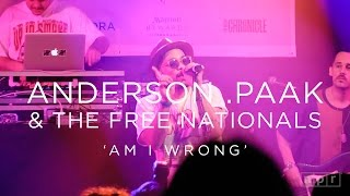 anderson paak the free nationals am i wrong sxsw 2016 npr music front row