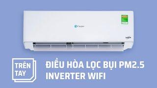 Điều hòa lọc bụi mịn PM2.5 Inverter Wifi 2020 của Casper