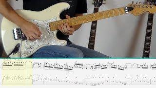 Racer X - Technical Difficulties (Guitar Tutorial)