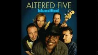 Altered Five - Amtrak