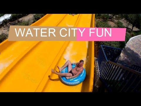 WATER CITY Anopolis,