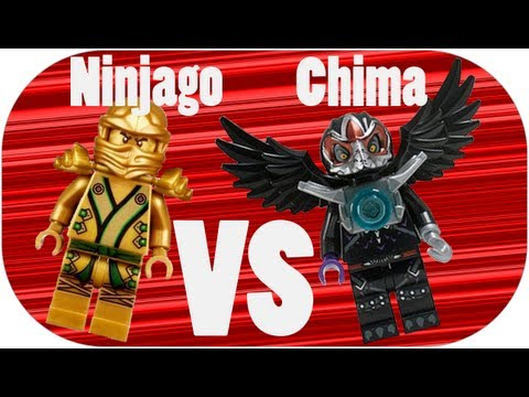 Lego ninjago summer 2015 vs lego chima summer 2015 funnycat tv - Ninjago vs ninjago ...
