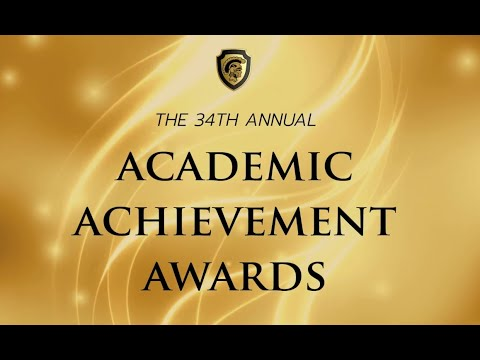 Carrollton High School Academic Achievement Awards 2019-2020