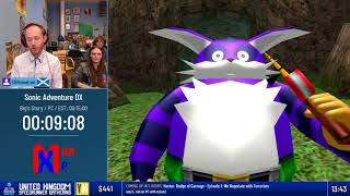 #UKSGFall18 - Sonic Adventure DX (Big's Story)