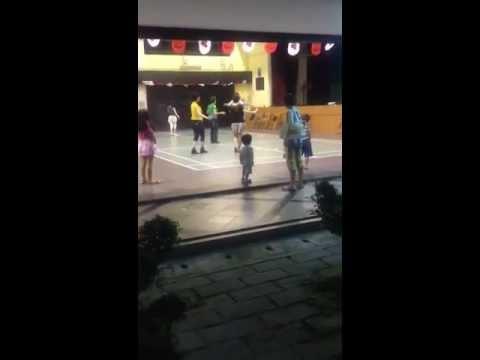 Singapore Youngest Senior Citizen Dancing