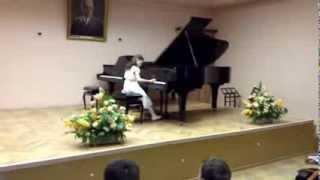 Концерт в ДМШ 1 им Прокофьева(через YouTube Объектив., 2014-03-19T06:08:07.000Z)
