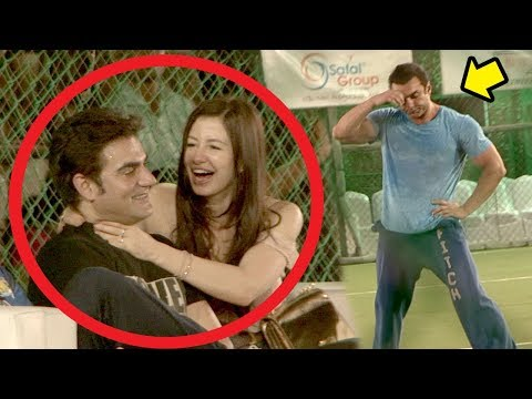 Arbaaz Khan CAUGHT FLIRTING With New Gf In Front Of Salman Khan's Family After Divorcing Malaika